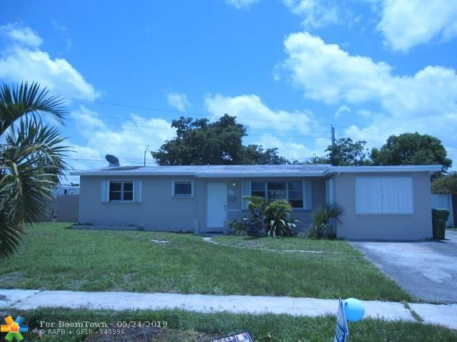 7340 NW 1st Street, Pembroke Pines, FL 33024 (MLS #F10177699) :: EWM Realty International