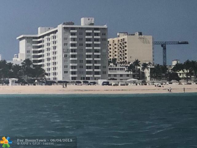 465 Ocean Dr #305, Miami Beach, FL 33139 (MLS #F10178990) :: The Paiz Group
