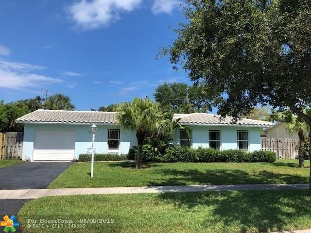 4930 NE 22nd Ave, Lighthouse Point, FL 33064 (MLS #F10179151) :: Green Realty Properties