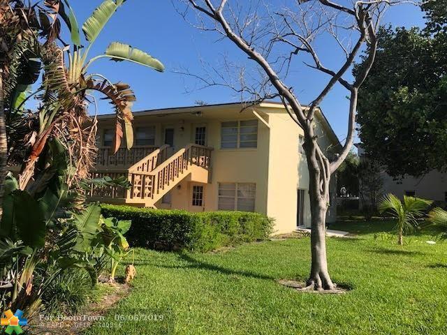 701 Pine Dr #111, Pompano Beach, FL 33060 (MLS #F10179503) :: Green Realty Properties