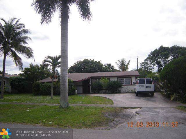 6210 NW 15th St, Sunrise, FL 33313 (#F10180561) :: Weichert, Realtors® - True Quality Service