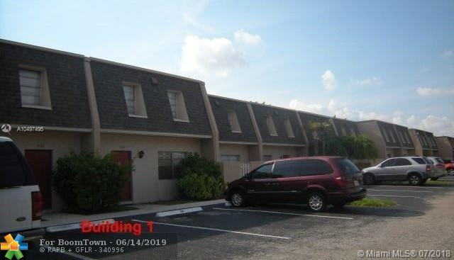 3324 Quail Close #7, Pompano Beach, FL 33064 (#F10180829) :: Weichert, Realtors® - True Quality Service