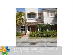 2810 SW 82nd Ave #2810, Miramar, FL 33025 (MLS #F10181197) :: Castelli Real Estate Services