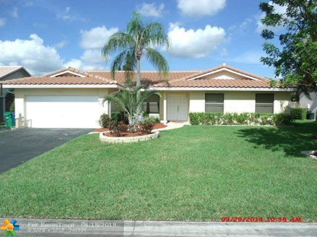 404 NW 107th Ter, Coral Springs, FL 33071 (MLS #F10181236) :: The Paiz Group