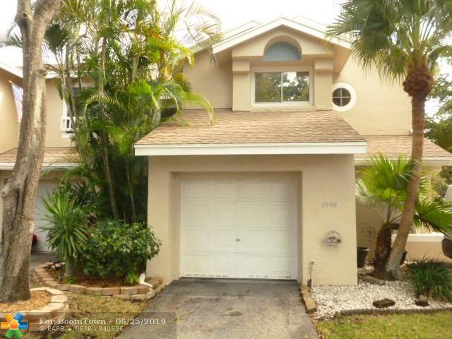 1890 Discovery Way #1890, Deerfield Beach, FL 33442 (MLS #F10181508) :: Castelli Real Estate Services