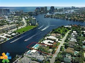 616 Intracoastal Dr, Fort Lauderdale, FL 33304 (MLS #F10182334) :: Green Realty Properties