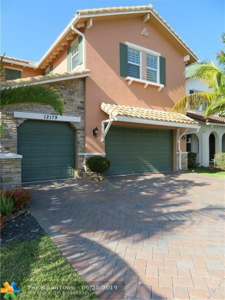 12179 NW 83rd Pl, Parkland, FL 33076 (MLS #F10182467) :: Green Realty Properties