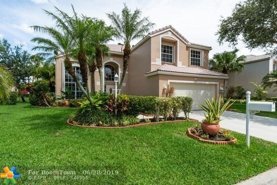 11680 NW 2nd Dr, Coral Springs, FL 33071 (MLS #F10182728) :: Green Realty Properties
