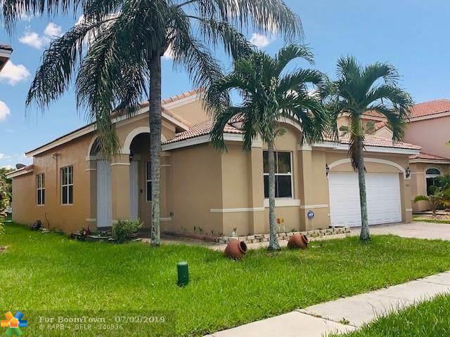 12662 SW 28th St, Miramar, FL 33027 (MLS #F10183326) :: Green Realty Properties