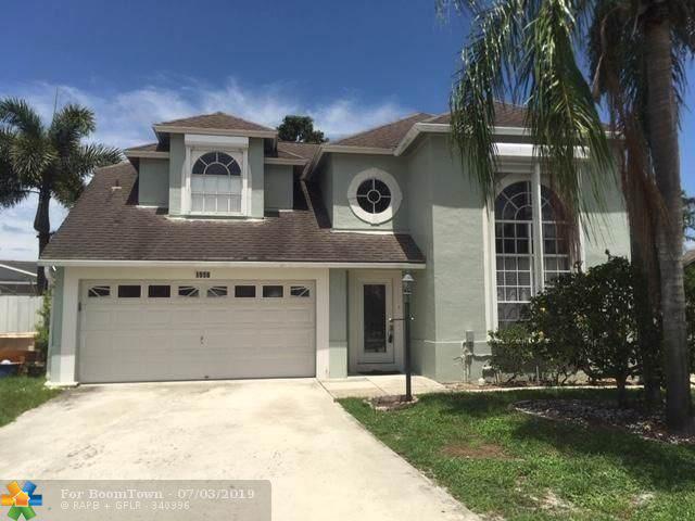 1558 Windship Circle, Wellington, FL 33414 (MLS #F10183428) :: Green Realty Properties