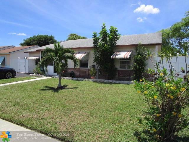 306 SW 78th Ter, North Lauderdale, FL 33068 (MLS #F10183628) :: GK Realty Group LLC