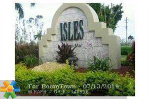13090 Vista Isles Dr #124, Sunrise, FL 33325 (MLS #F10183791) :: Berkshire Hathaway HomeServices EWM Realty
