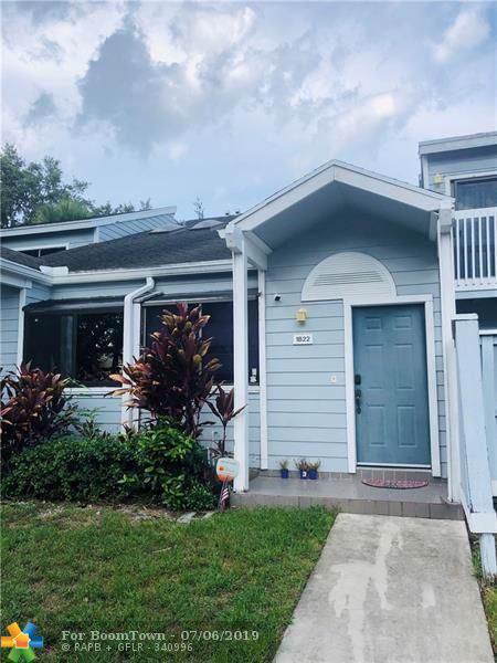 1822 Racquet Ct, North Lauderdale, FL 33068 (MLS #F10183924) :: GK Realty Group LLC