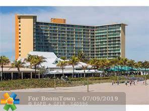 333 NE 21st Ave #204, Deerfield Beach, FL 33441 (MLS #F10184304) :: Patty Accorto Team