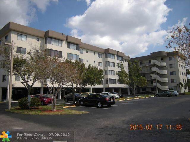 8020 Hampton Blvd #105, North Lauderdale, FL 33068 (MLS #F10184367) :: GK Realty Group LLC