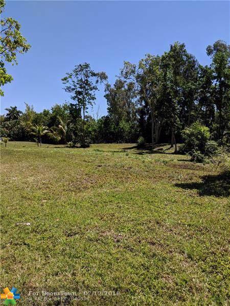 11650 NW 20th St, Plantation, FL 33323 (MLS #F10184857) :: The O'Flaherty Team