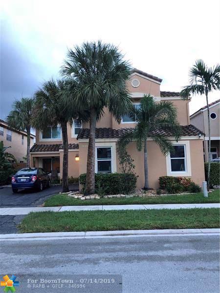 7680 NW 62nd Way, Parkland, FL 33067 (MLS #F10185036) :: Berkshire Hathaway HomeServices EWM Realty
