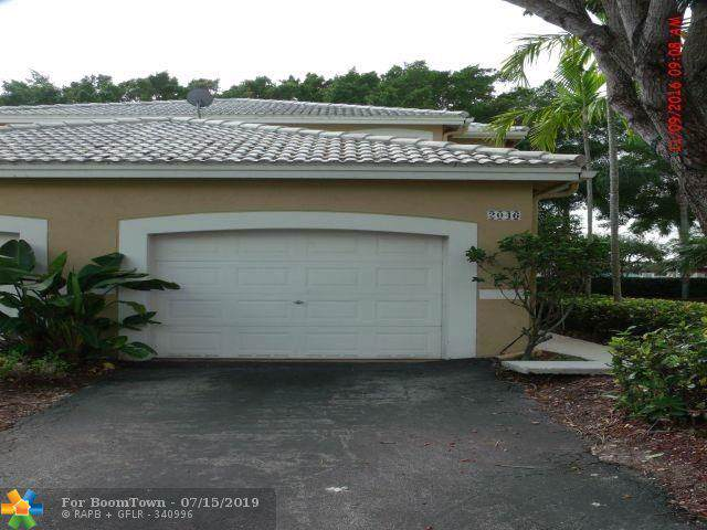 2046 Madeira Dr, Weston, FL 33327 (MLS #F10185133) :: GK Realty Group LLC