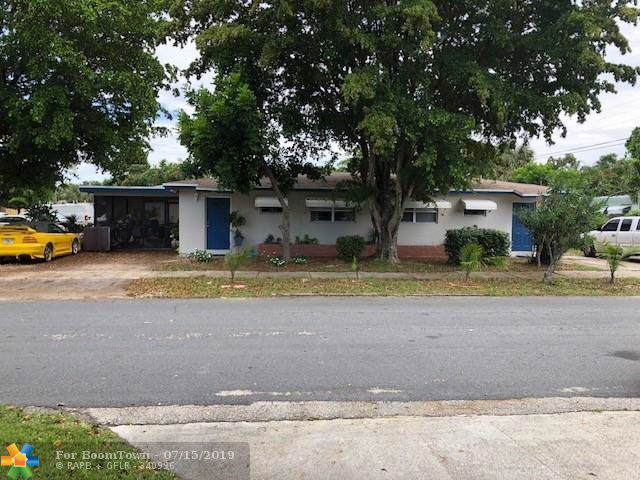721 NE 12th Ave, Pompano Beach, FL 33060 (MLS #F10185182) :: The O'Flaherty Team