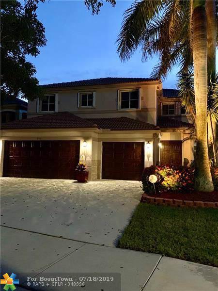 807 Lavender Cir, Weston, FL 33327 (MLS #F10185655) :: Castelli Real Estate Services