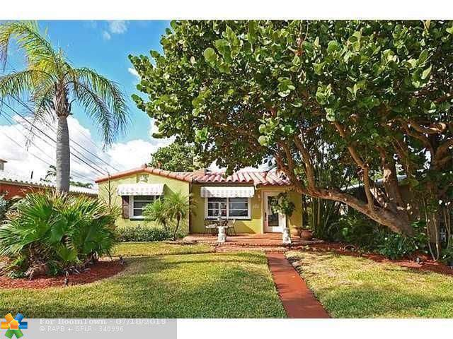 2309 N Atlantic Blvd, Fort Lauderdale, FL 33305 (MLS #F10185691) :: The Paiz Group