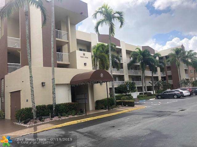 7836 Trent Dr #109, Tamarac, FL 33321 (MLS #F10185906) :: United Realty Group