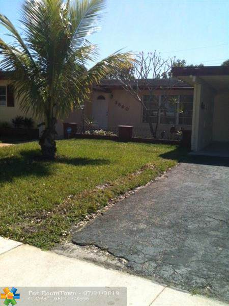 3840 Tennessee Ave, Fort Lauderdale, FL 33312 (MLS #F10186002) :: The Paiz Group