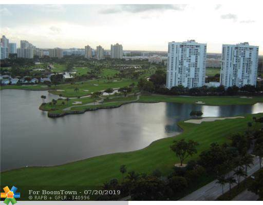3675 N Country Club Dr #2110, Aventura, FL 33180 (MLS #F10186016) :: Castelli Real Estate Services