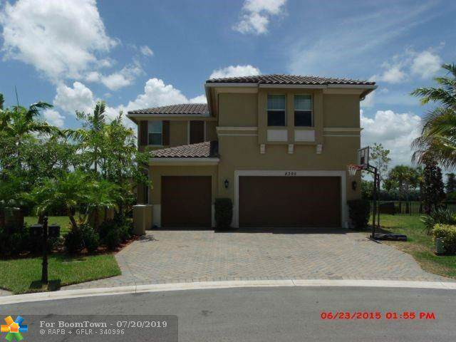 8395 NW 121st Way, Parkland, FL 33076 (MLS #F10186057) :: The Paiz Group