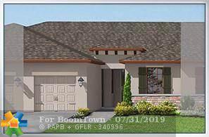 1616 Merriment #429, Fort Pierce, FL 34947 (MLS #F10187486) :: The Paiz Group