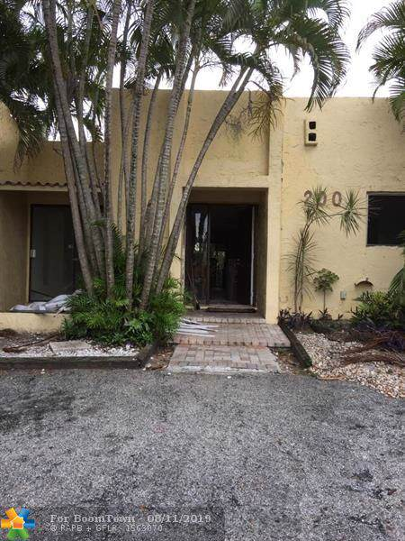 200 NW 43rd Ct #200, Pompano Beach, FL 33064 (MLS #F10189191) :: RICK BANNON, P.A. with RE/MAX CONSULTANTS REALTY I