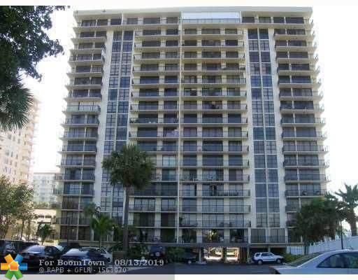 3031 N Ocean Blvd #1908, Fort Lauderdale, FL 33308 (MLS #F10189409) :: Berkshire Hathaway HomeServices EWM Realty