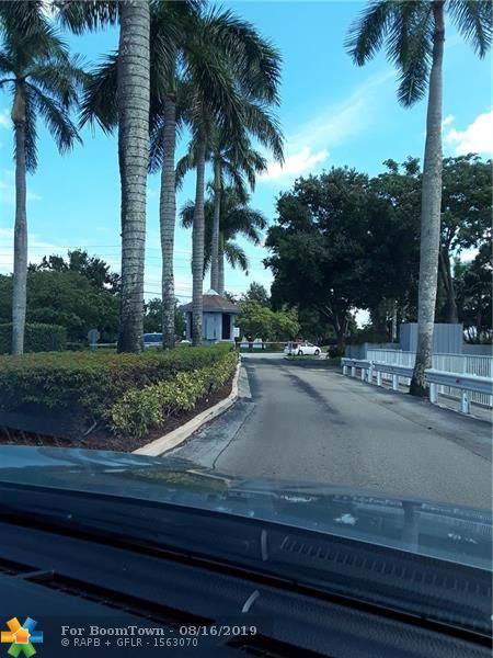 114 Royal Park Dr 2G, Oakland Park, FL 33309 (MLS #F10189501) :: Green Realty Properties