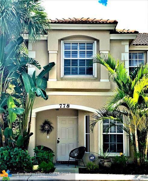 778 Summit Lake Dr, West Palm Beach, FL 33406 (#F10189611) :: Weichert, Realtors® - True Quality Service