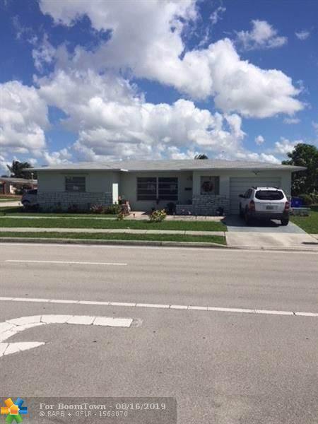 6660 Margate Blvd, Margate, FL 33063 (MLS #F10189935) :: Berkshire Hathaway HomeServices EWM Realty