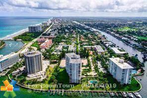 1040 Banyan #201, Boca Raton, FL 33432 (MLS #F10189975) :: The Howland Group