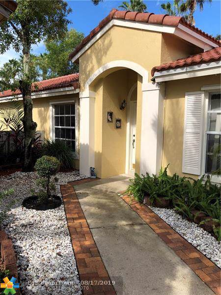 1334 NW 125TH TER, Sunrise, FL 33323 (MLS #F10190129) :: Berkshire Hathaway HomeServices EWM Realty