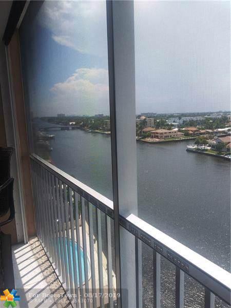 299 E Riverside Dr #902, Pompano Beach, FL 33062 (MLS #F10190134) :: GK Realty Group LLC