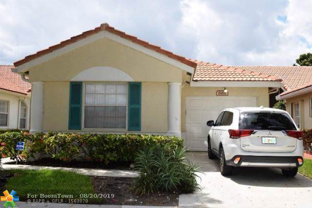 6168 Floral Lakes Dr, Delray Beach, FL 33484 (#F10190511) :: Weichert, Realtors® - True Quality Service