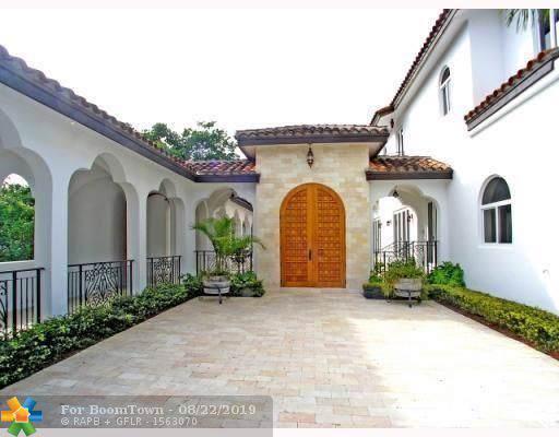 12650 SW 77 AV, Pinecrest, FL 33156 (MLS #F10190755) :: Berkshire Hathaway HomeServices EWM Realty