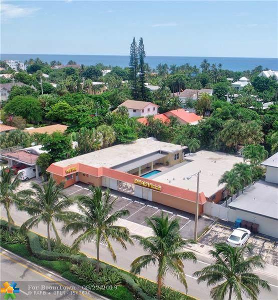 2916 N Ocean Blvd, Fort Lauderdale, FL 33308 (MLS #F10190814) :: Berkshire Hathaway HomeServices EWM Realty
