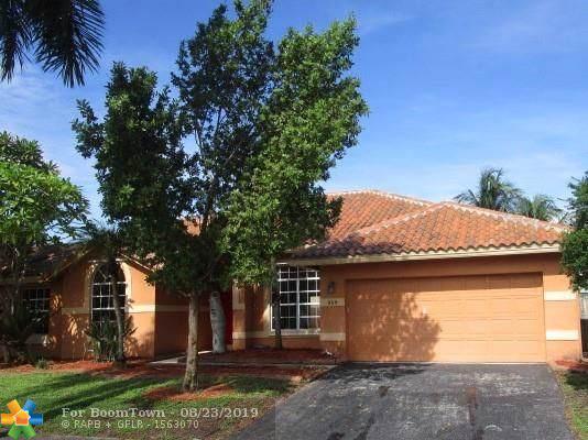 959 SW 149TH TE, Sunrise, FL 33326 (MLS #F10190847) :: Berkshire Hathaway HomeServices EWM Realty