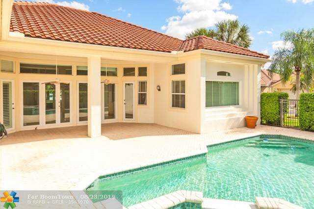 2701 Oakmont, Weston, FL 33332 (MLS #F10190940) :: Berkshire Hathaway HomeServices EWM Realty