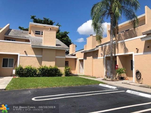 3967 Coral Springs Dr #18, Coral Springs, FL 33065 (MLS #F10191624) :: United Realty Group