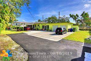 2600 SW 18th Ter, Fort Lauderdale, FL 33315 (MLS #F10192533) :: The O'Flaherty Team