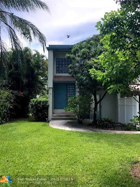 3005 NW 5 Terrace #4, Pompano Beach, FL 33064 (#F10193210) :: Weichert, Realtors® - True Quality Service