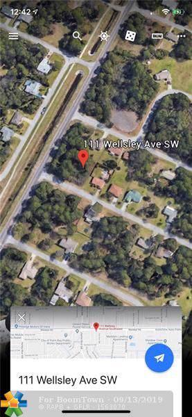 111 SW Wesley Ave, Palm Bay, FL 32908 (MLS #F10193435) :: Boca Lake Realty