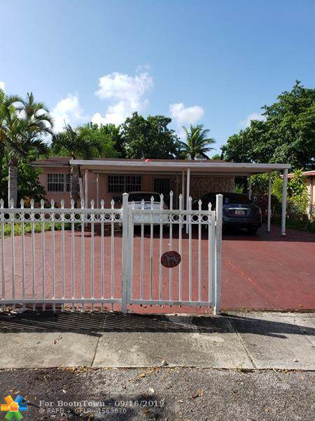 1630 NW 122nd St, North Miami, FL 33167 (MLS #F10193438) :: Castelli Real Estate Services
