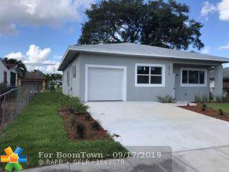 3015 NW 8 Place, Fort Lauderdale, FL 33311 (MLS #F10193802) :: The O'Flaherty Team