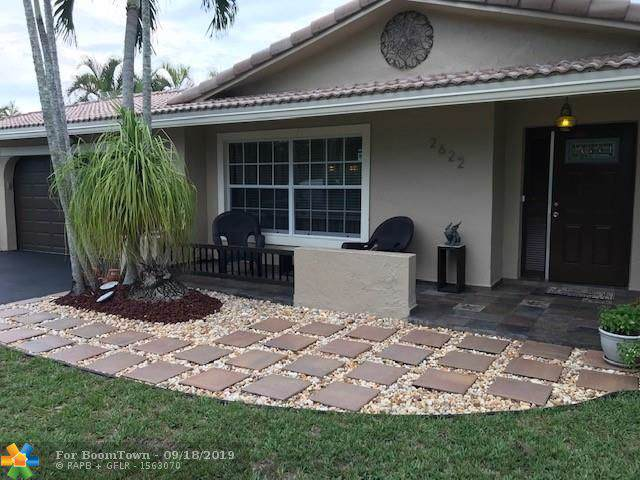 2622 NW 118th Dr, Coral Springs, FL 33065 (MLS #F10194167) :: Green Realty Properties